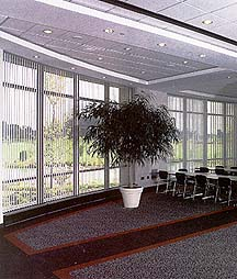 Tex-Sun Shade & Blind Co. - Commercial Vertical Blinds